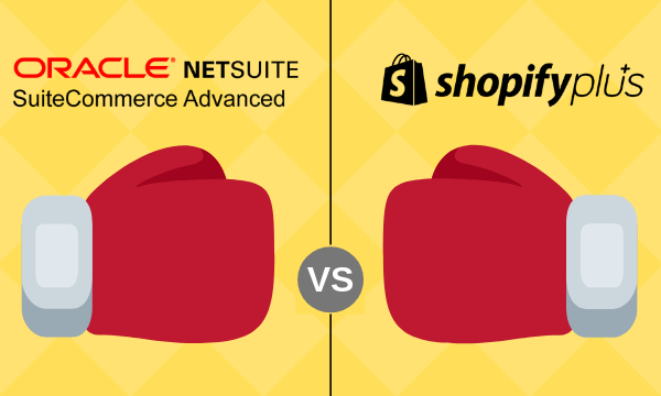 NetSuite SuiteCommerce Advanced vs Shopify Plus Image