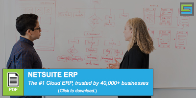 NetSuite ERP PDF, SAP Business One