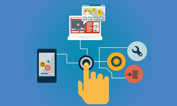 Hand navigating software programs, SuiteCommerce Advanced