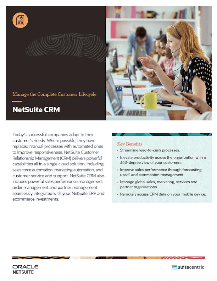 NetSuite-CRM-SuiteCentric, netsuite datasheets