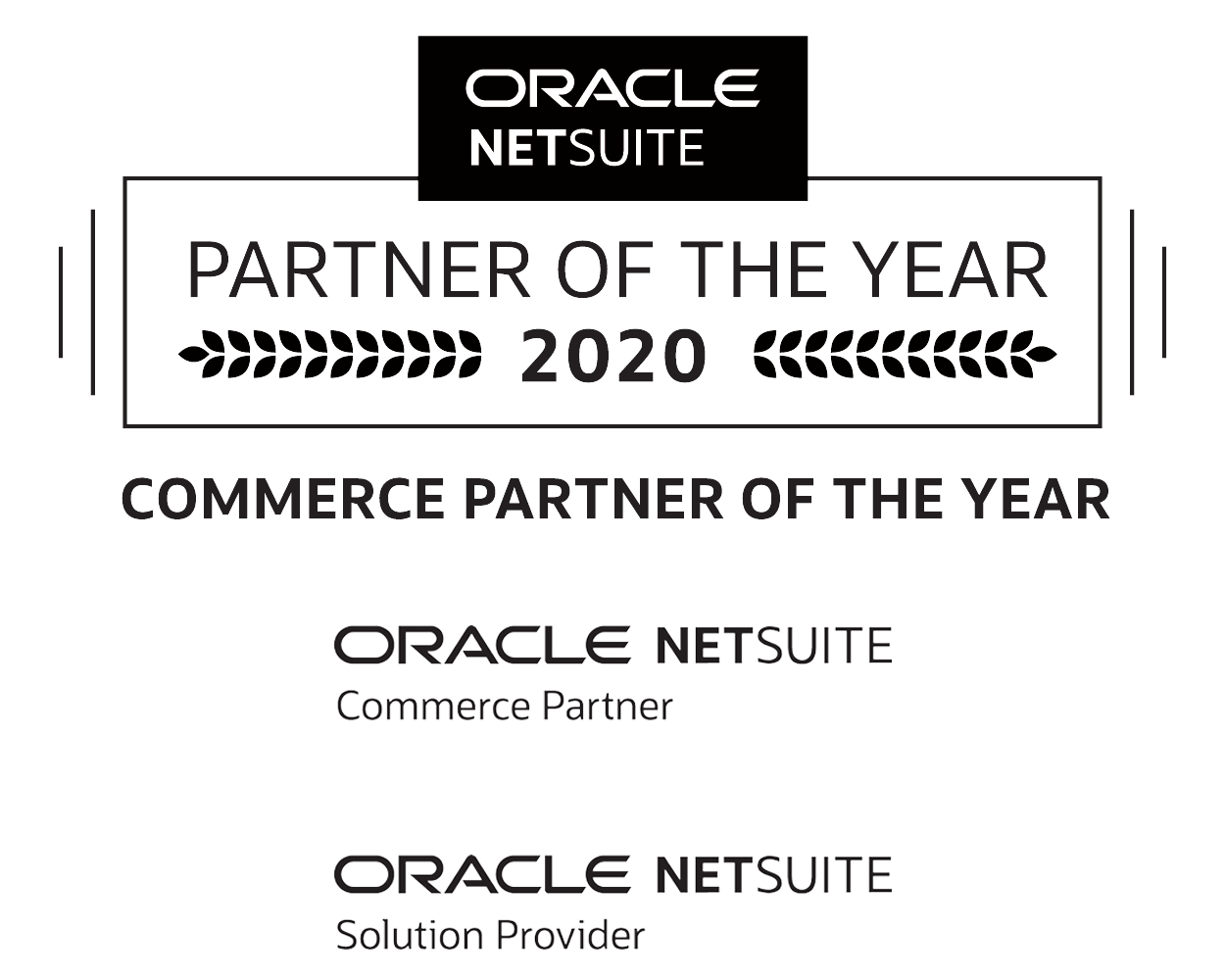NetSuite Commerce Partner of the Year - NetSuite Solution Provider & NetSuite Commerce Agency Partner - SuiteCentric