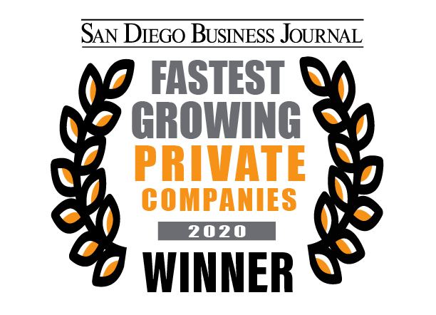 San Diego Business Journal 2020 Fastest-Growing Private Companies Winner, NetSuite Overview