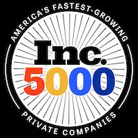 Inc. 5000 2021 logo - SuiteCentric